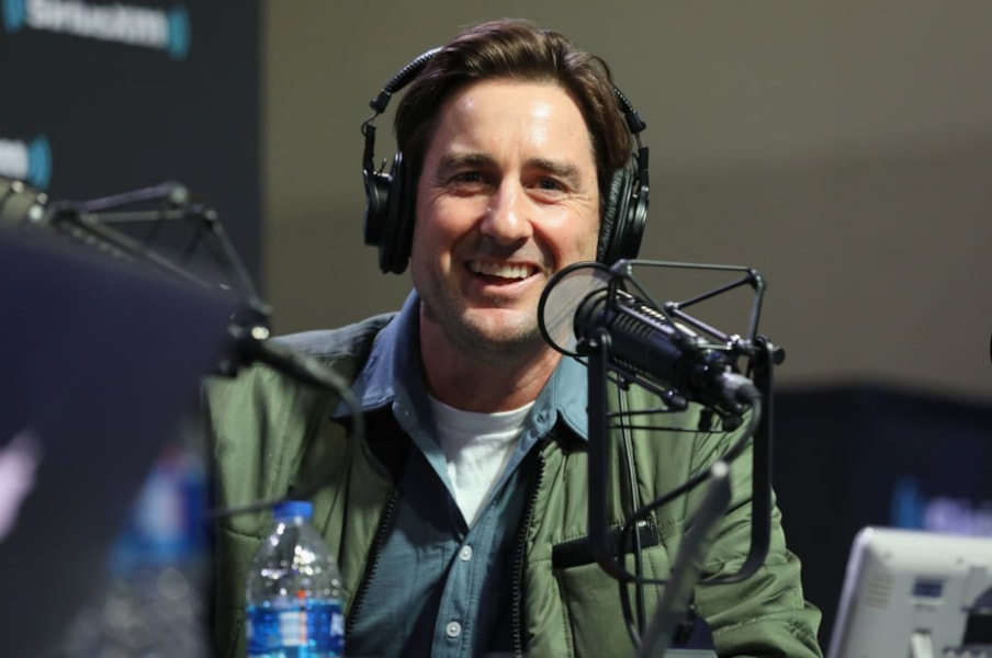 ATLANTA, GEORGIA - FEBRUARY 01:  Luke Wilson  (Photo by Cindy Ord)