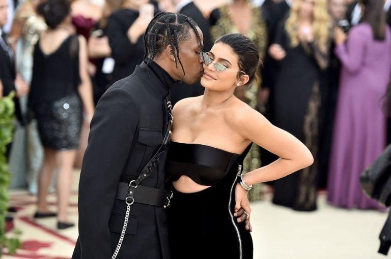 Kylie dating travis